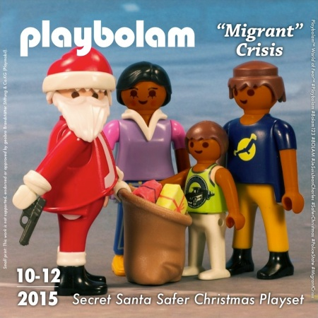 xmasx 2015 playmobil & drone graphics v1.010