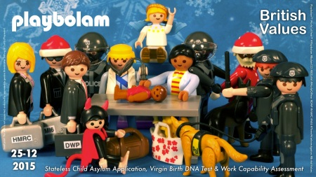 xmasx 2015 playmobil & drone graphics v1.025