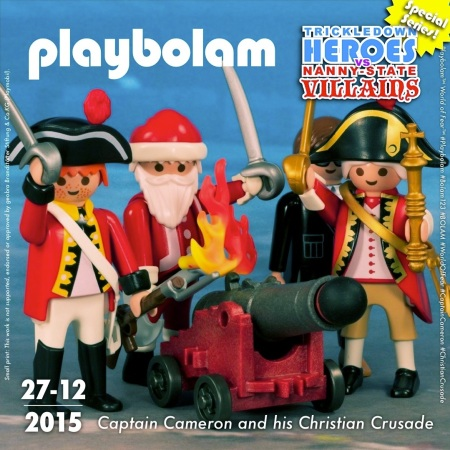 xmasx 2015 playmobil & drone graphics v1.027